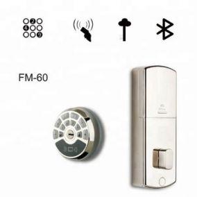 MLFM-60 Satin Nickel